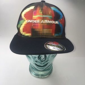 2/$17 UNDER ARMOUR Pixel Embroidery Heat Gear Hat